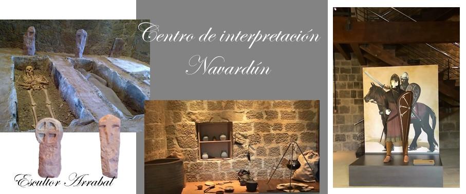Centro de interpretación Navardún