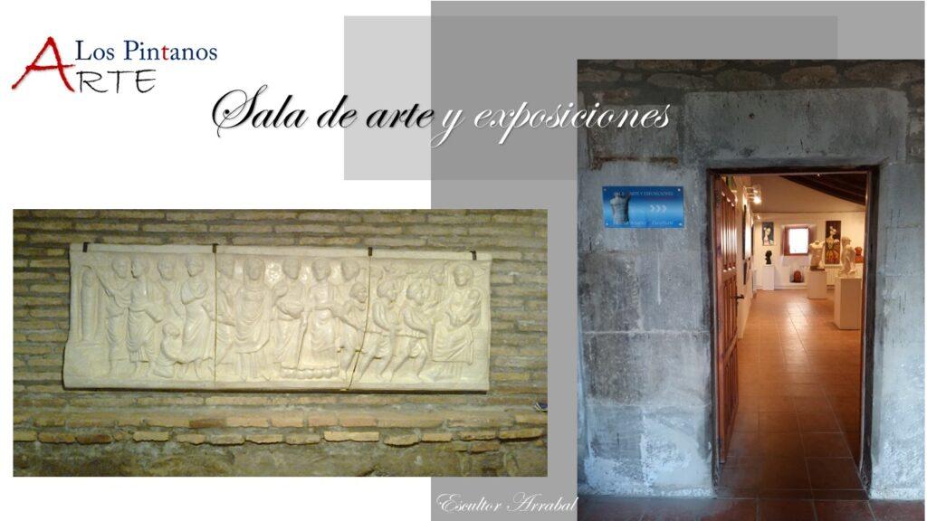 ENTRADA EXPOSICIONES