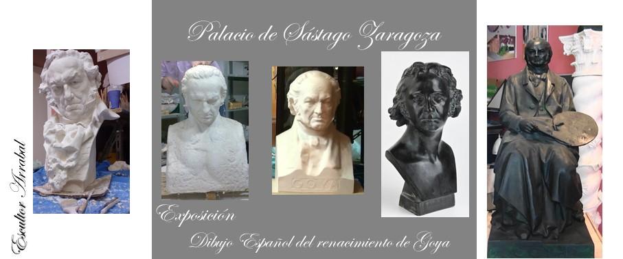 Exposición del renacimiento de Goya