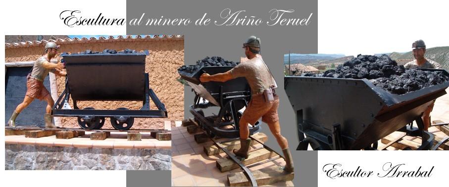 Minero de Ariño