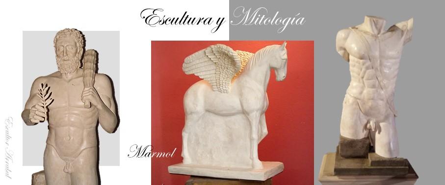 Mitología marmol