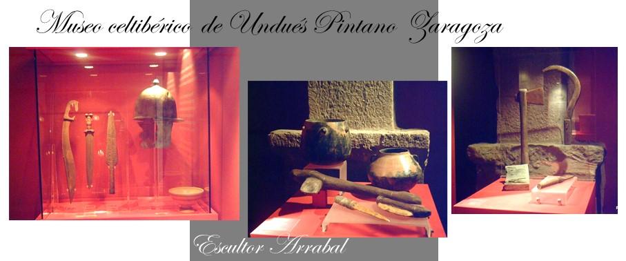 Museo celtibérico de Undués Pintano