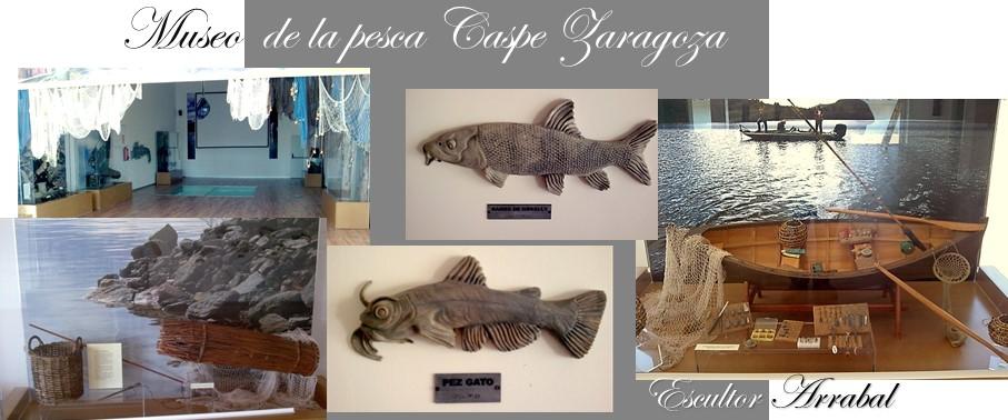 Museo de la pesca Caspe Zaragoza