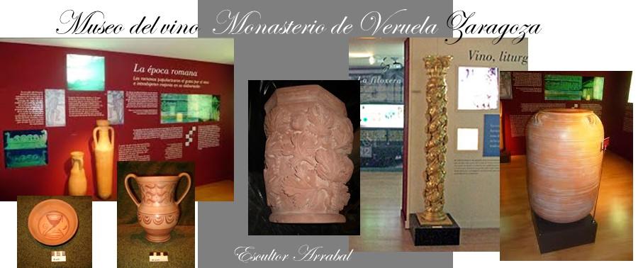 Museo del vino Monasterio de Veruela