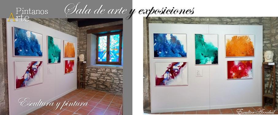 SALA DE EXPOSICIONES 1 P