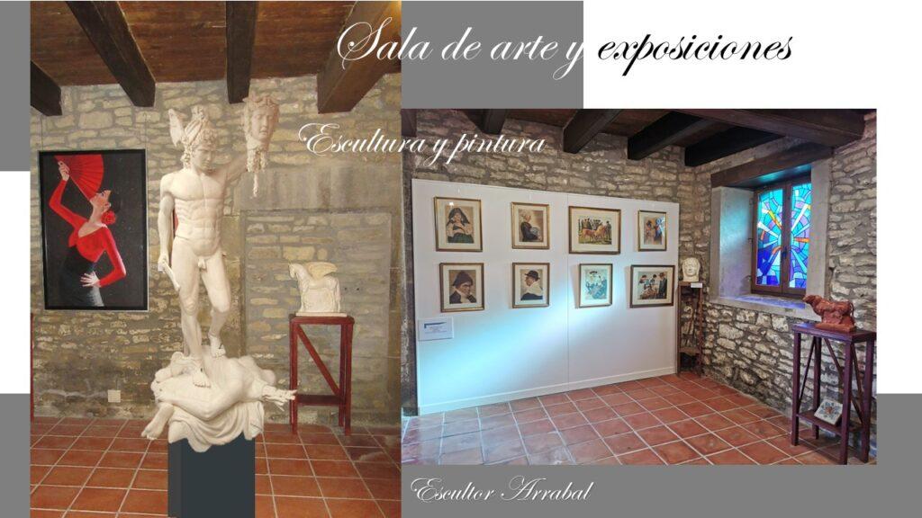 Sala de arte y expo.